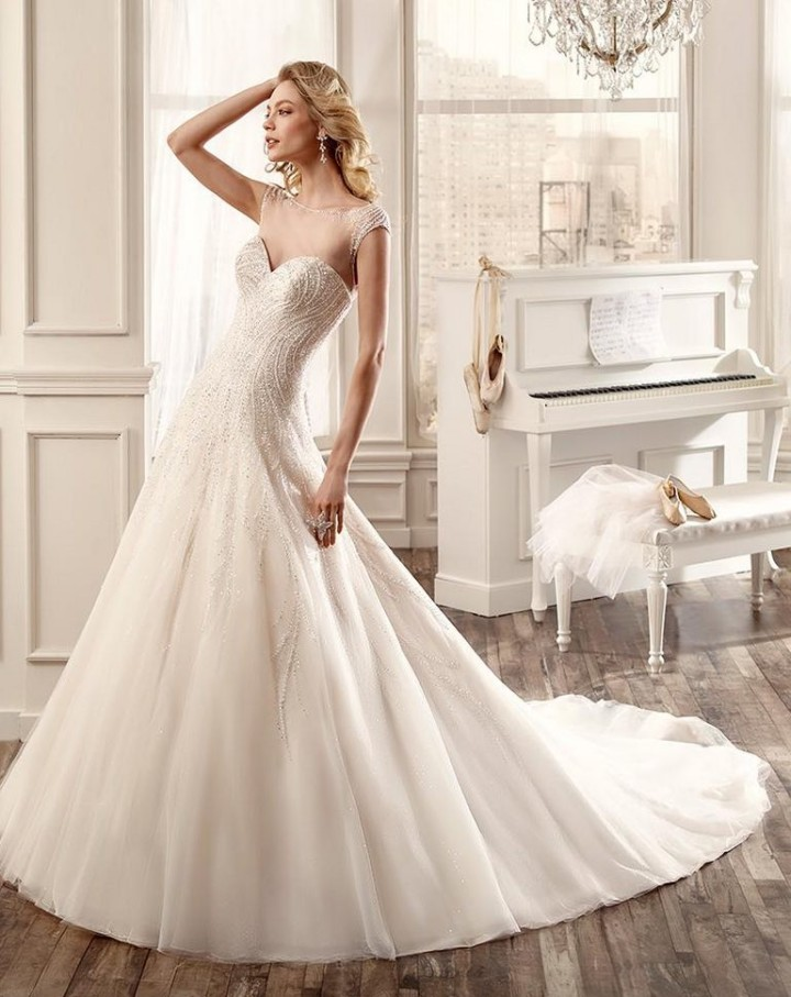 elegant nicole spose wedding dresses 2016 modwedding