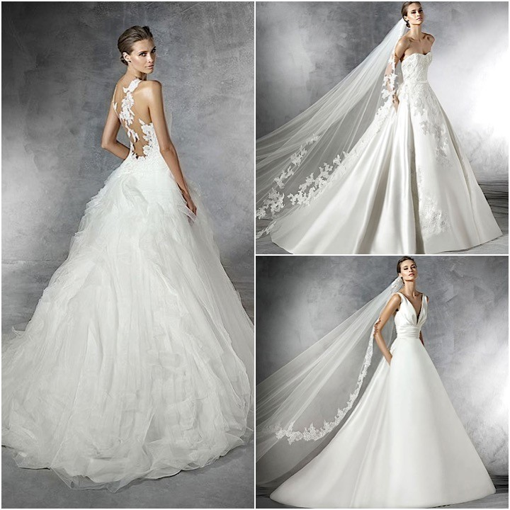 Wedding Dresses New Collection 2016