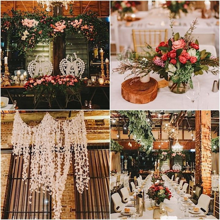 Garden Themed Wedding: Sydney Wedding: Romantic Botanical Garden Theme