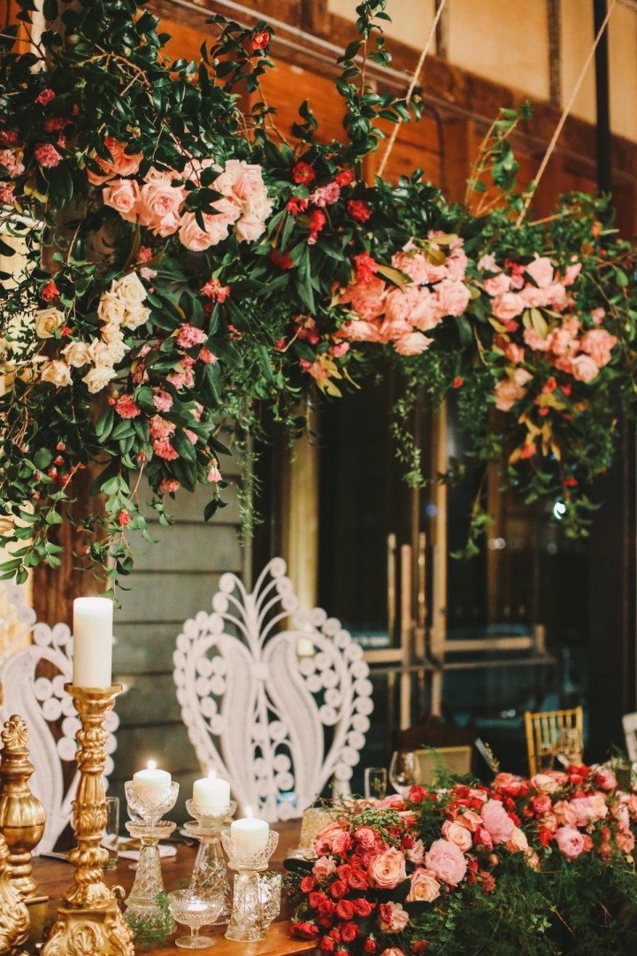 Sydney Wedding Romantic Botanical Garden Theme Modwedding