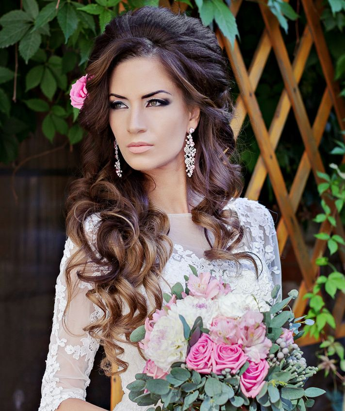 2015 Wedding Hairstyles: Flawlessly Crafted Wedding Hairstyles