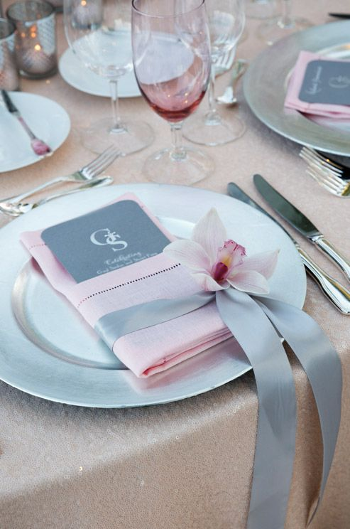 Creative Wedding Ideas For Table Napkins