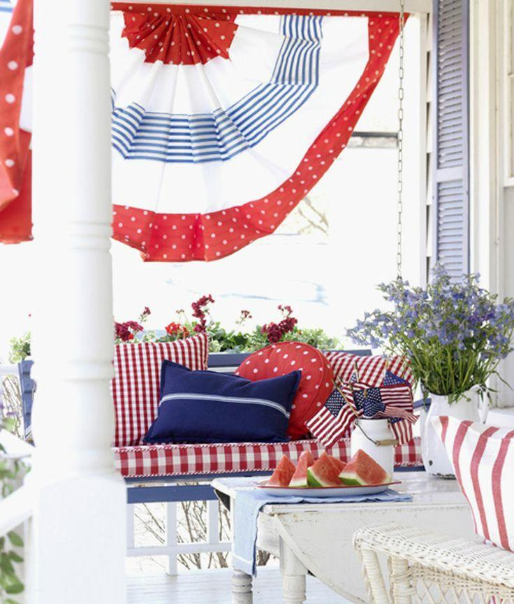 Third Wedding Ideas: Americana-Style Wedding Ideas For The 4th Of July