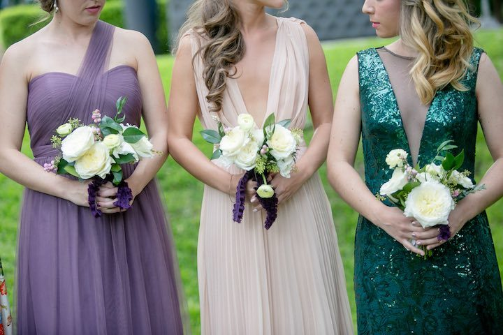 Rustic Austin Wedding With Backyard Vibes Modwedding