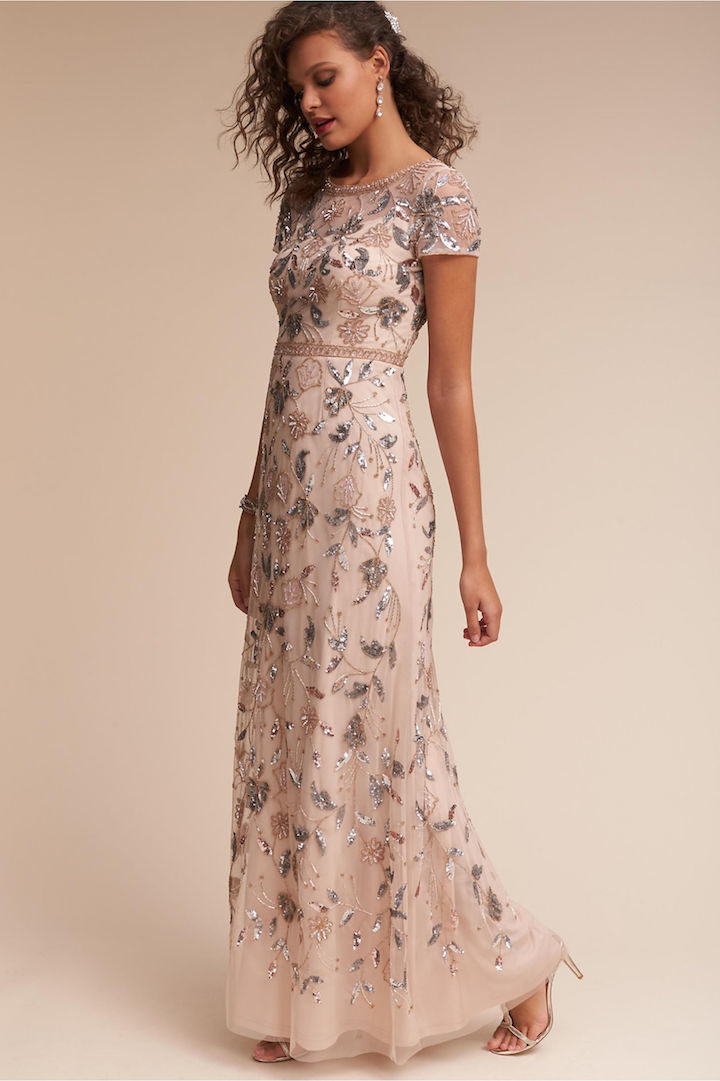 Irresistible Neo Bohemian BHLDN Wedding Dresses