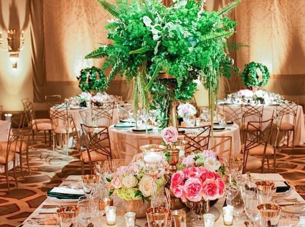 Elegant and Luxurious Spring Beverly Hills Wedding