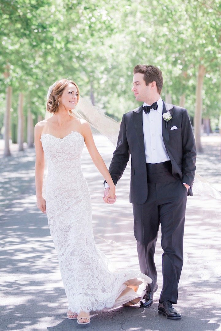 this dreamy california wedding is to die for   modwedding