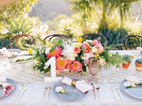 Enchanting California Wedding at Hummingbird Nest Ranch
