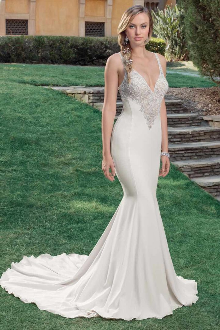 Casablanca Bridal Wedding Dresses with Sophisticated ... - photo #20