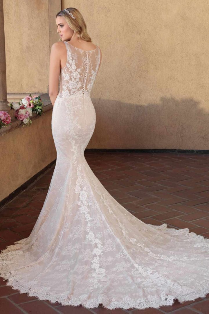 Casablanca Bridal Wedding Dresses with Sophisticated ... - photo #38