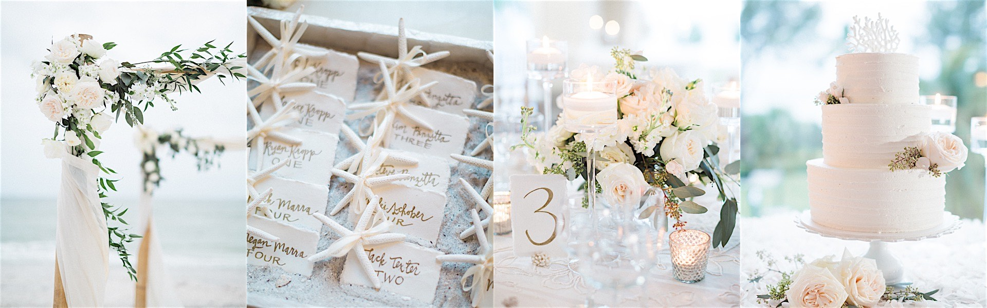This Florida Wedding is Seaside Perfection - MODwedding