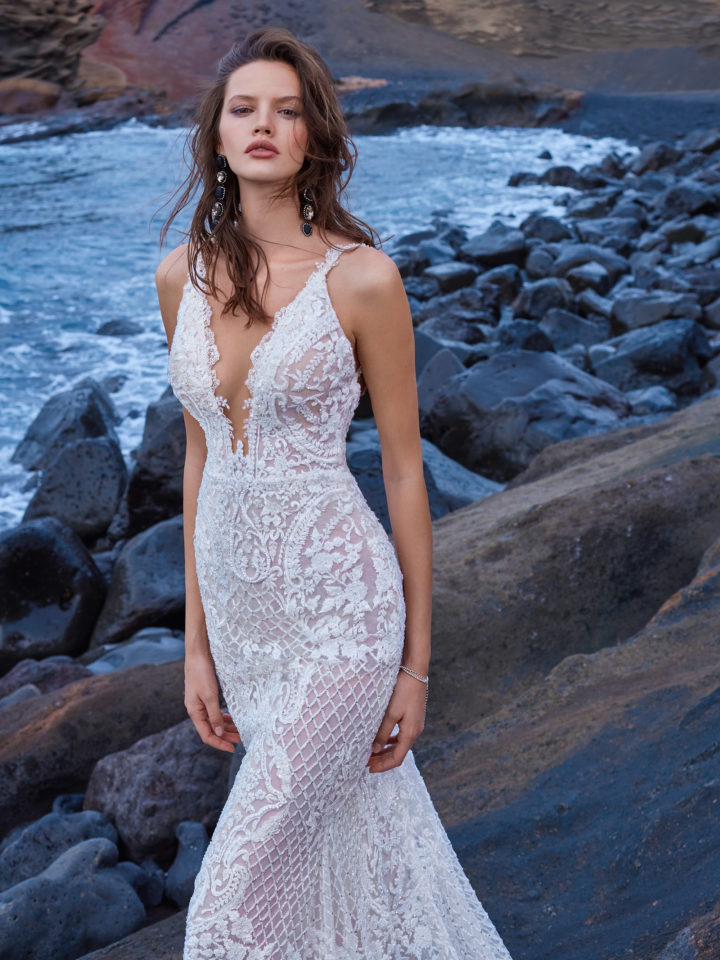 Stunningly Fashion Forward Galia Lahav Wedding Dresses