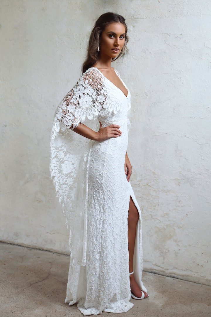 Grace loves lace presents the dress of your dreams for Grace and lace wedding dresses