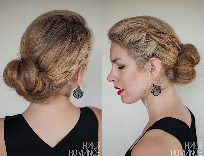 Hair-Romance-double-braid-bun-hair-style-tutorial-02112016nz
