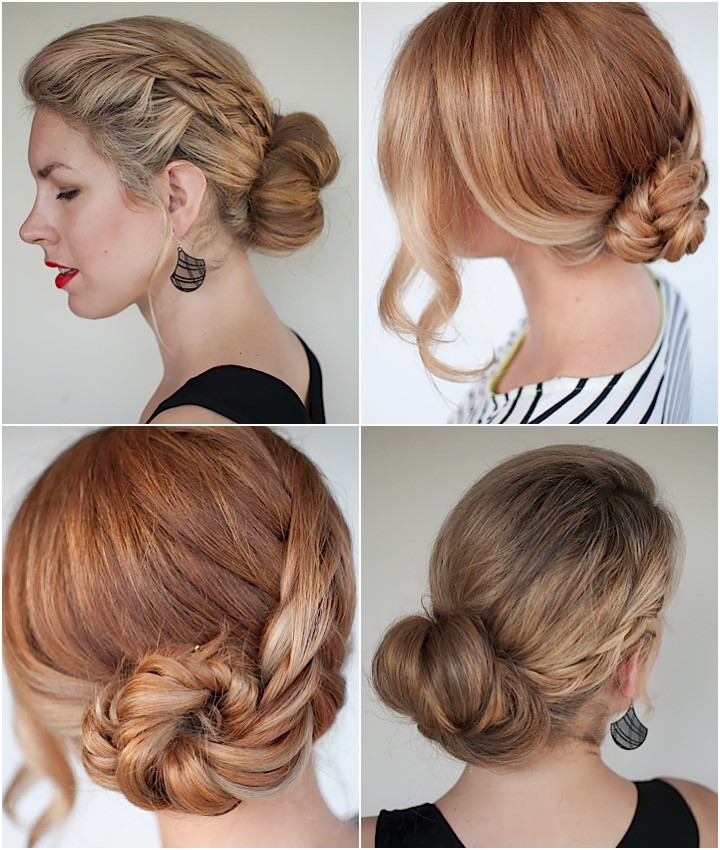 Wedding Hairstyle Tutorials From Hair Romance