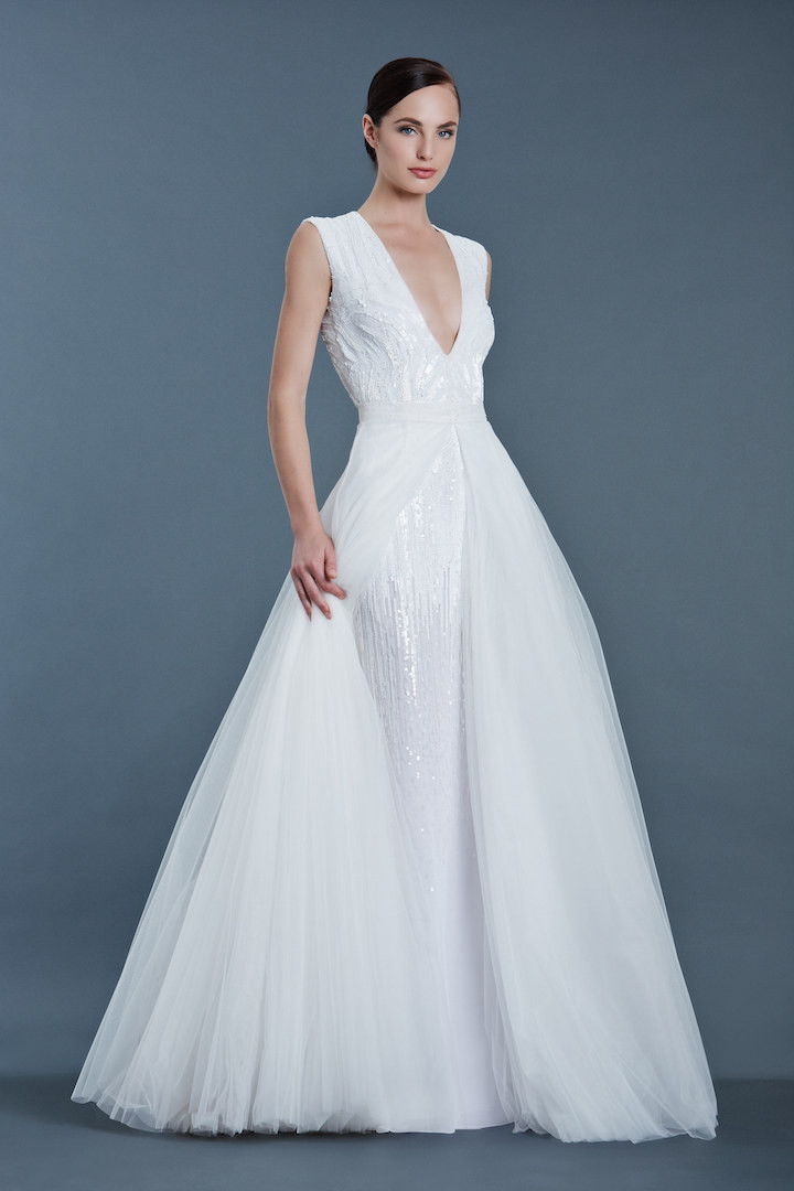 Modern Wedding Dresses Bridal Trend 2016 Modwedding