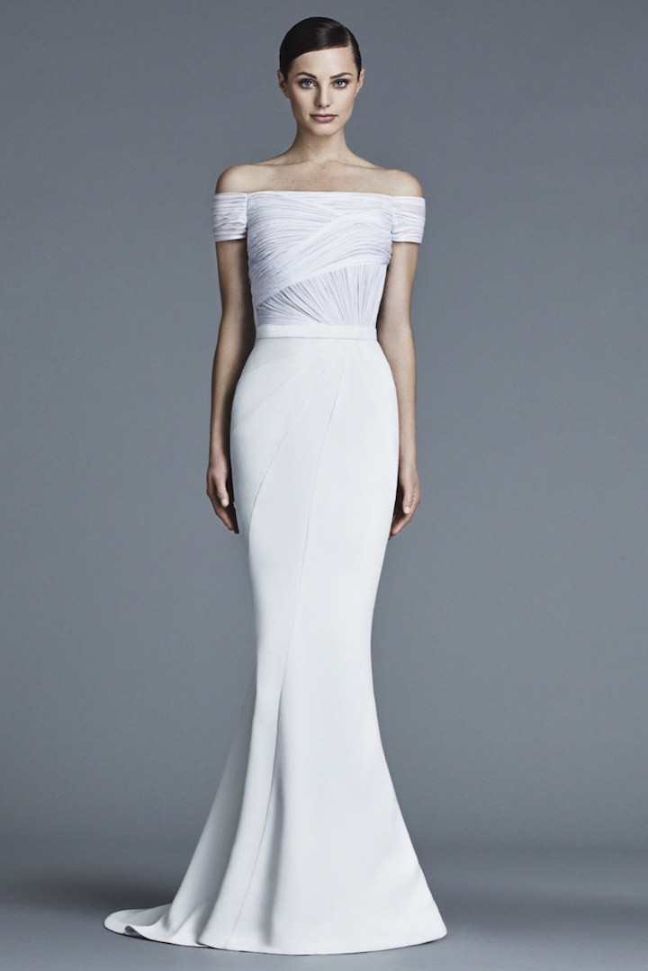 Simple Modern Wedding Dresses 31