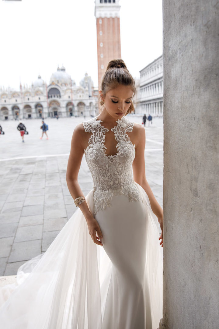 Show Stopping Spring 2018 Julie Vino Wedding Dresses