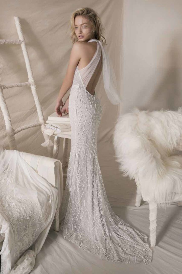 Lihi Hod Wedding Dresses With A Sense Of Eternal Romance
