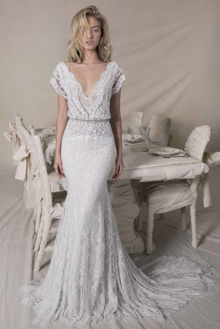 Lihi hod wedding dresses with a sense of eternal romance for Lihi hod wedding dress