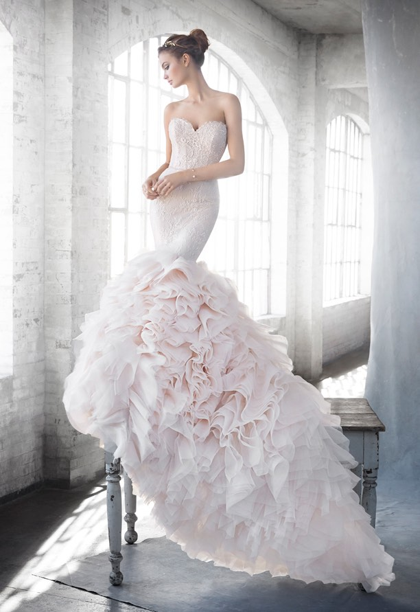 Lazaro Wedding Dresses 2016 Collection