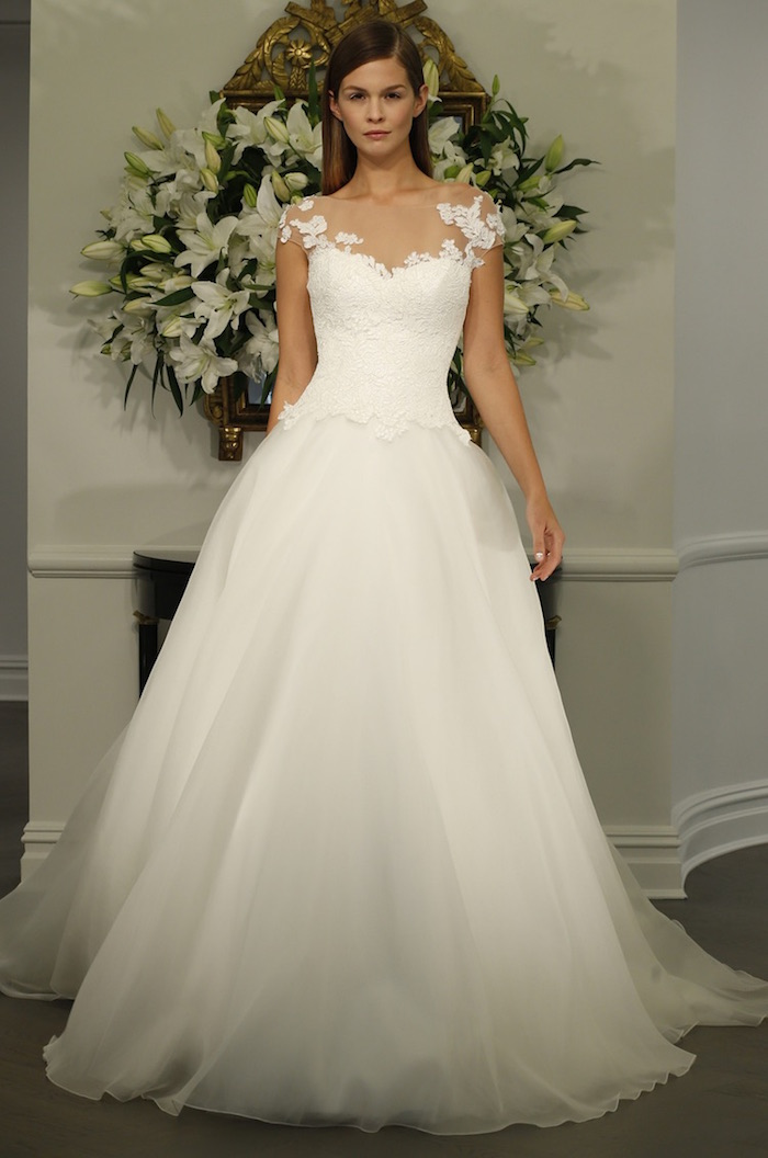 Legends romona keveza wedding dresses 2015 and 2016 for Current wedding dress trends