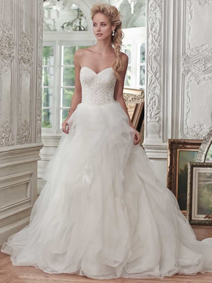 designer wedding dresses maggie 99