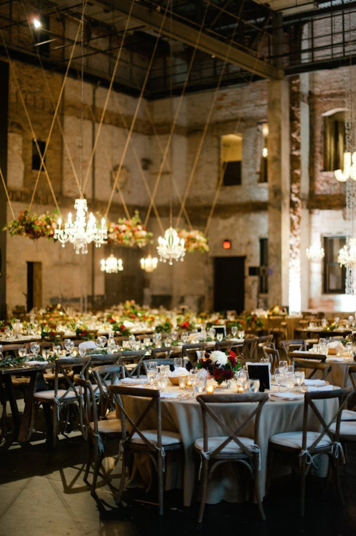 Minneapolis Wedding A Magical Indoor Romance Modwedding