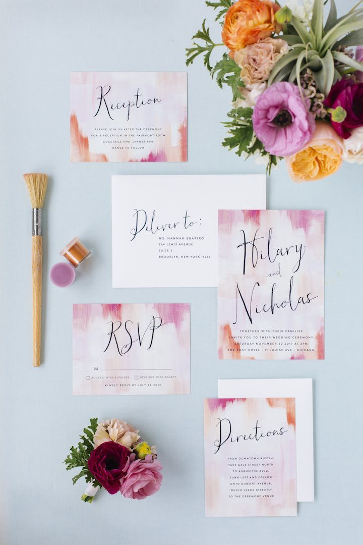 Style: Peonie Party Minted Wedding Websites 10 040217mc