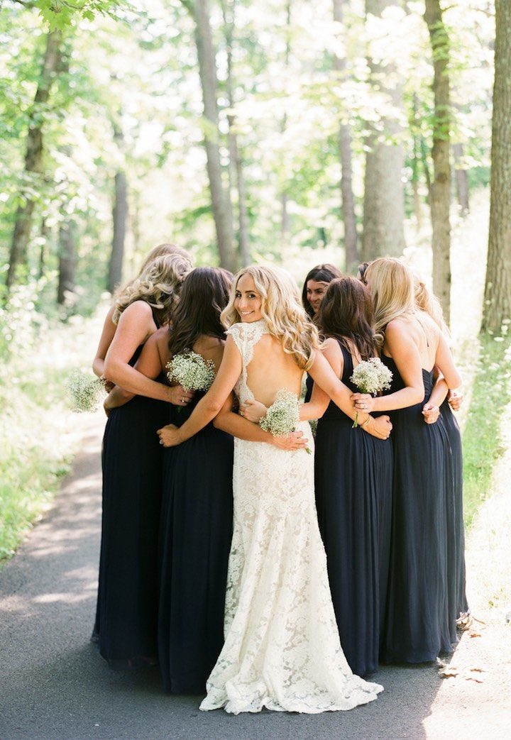 Elegant Saratoga New York Wedding Modwedding