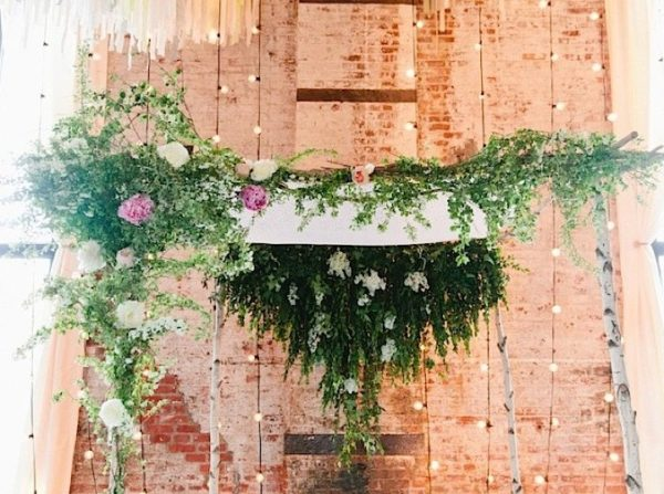 New York Wedding with Brooklyn City Vibes
