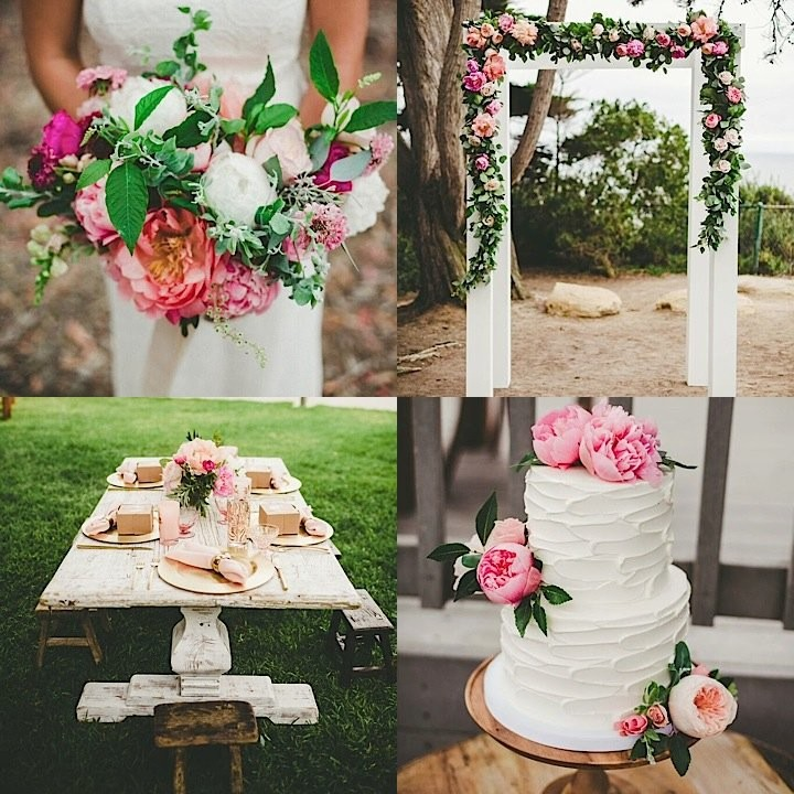 Outdoor Wedding San Diego