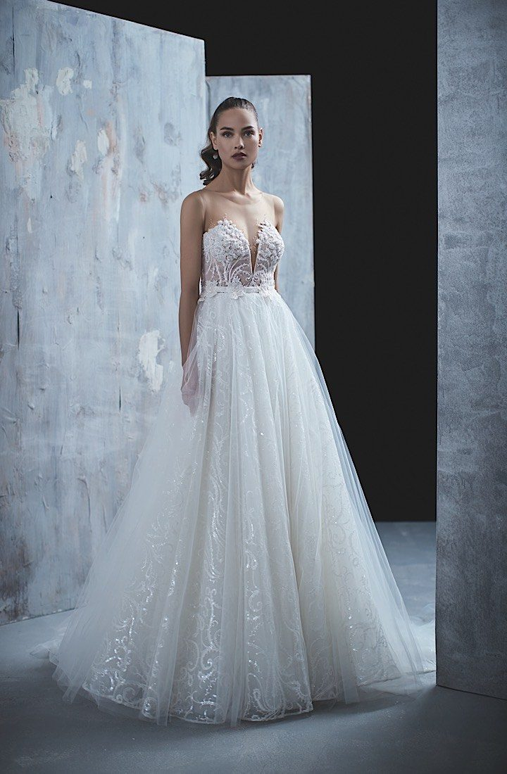 Maison Signore Wedding Dresses 2018 Collection with Luxury and ...