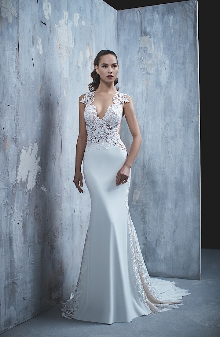 Maison Signore Wedding Dresses 2018 Collection with Luxury and Elegance