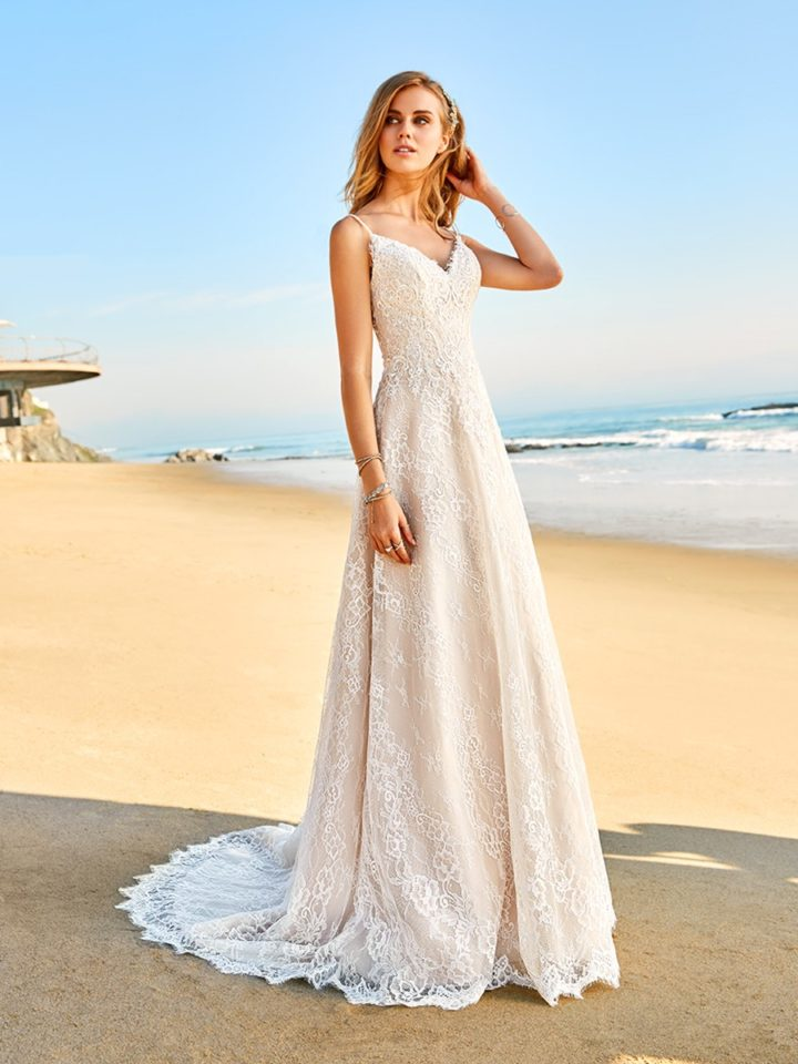 Romantic Boho Wedding Dresses From The Simply Val Stefani