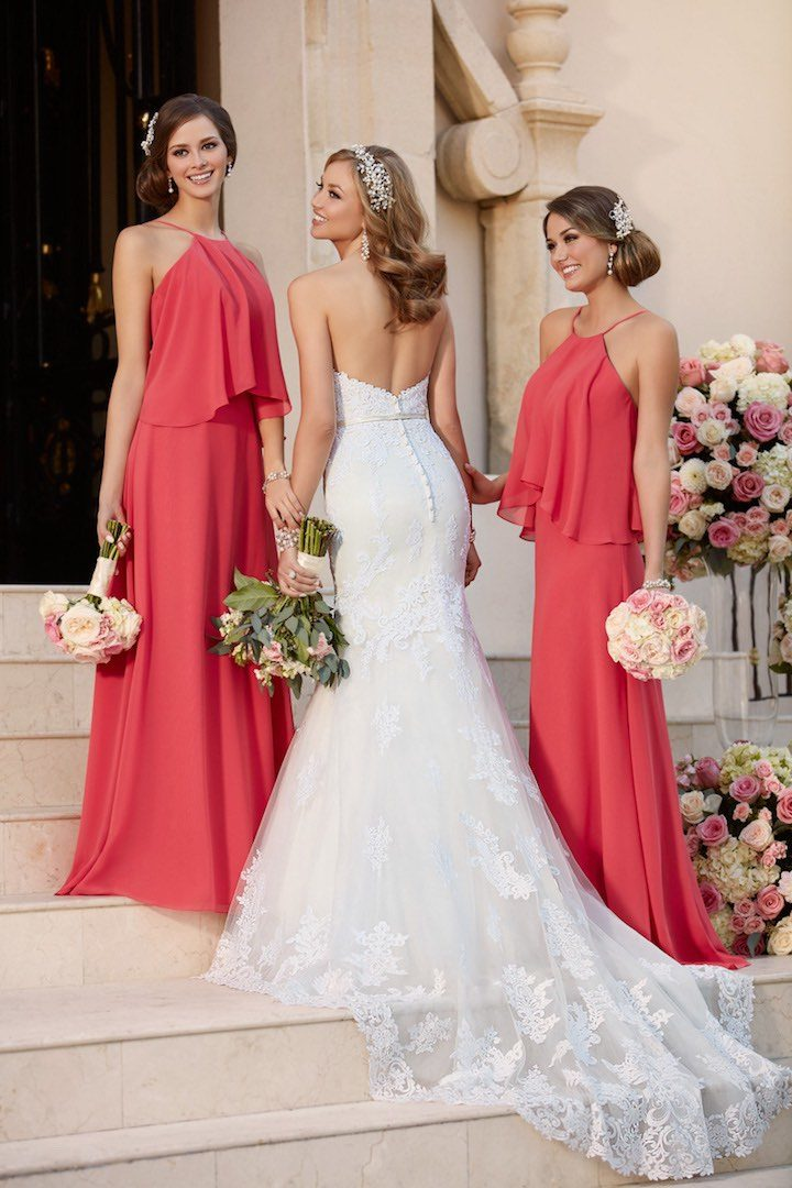 Celebrate Love With Stella York Fall 2016 Modwedding