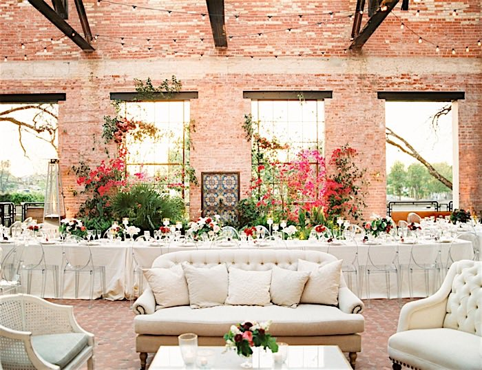 Floral Heaven in Vibrant Texas Wedding