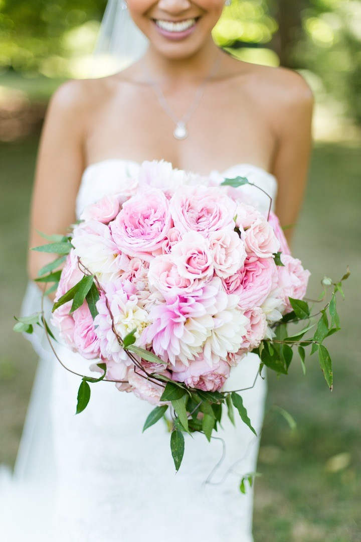 Nadia Hung Photography via Mod Wedding, Flowers by Flowerz