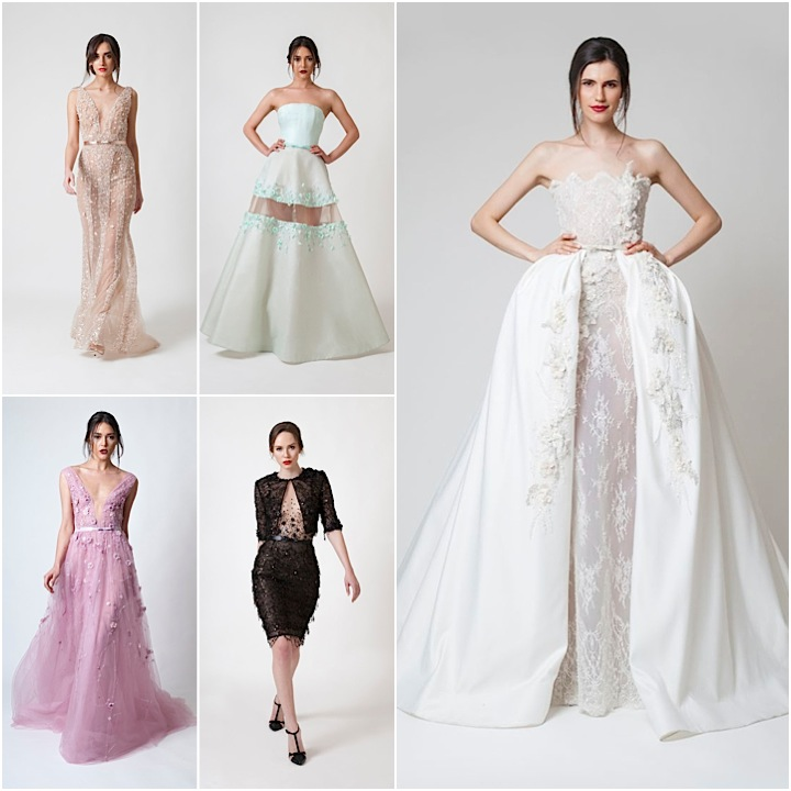 Wedding Dress Designers List In Lebanon Mini Bridal