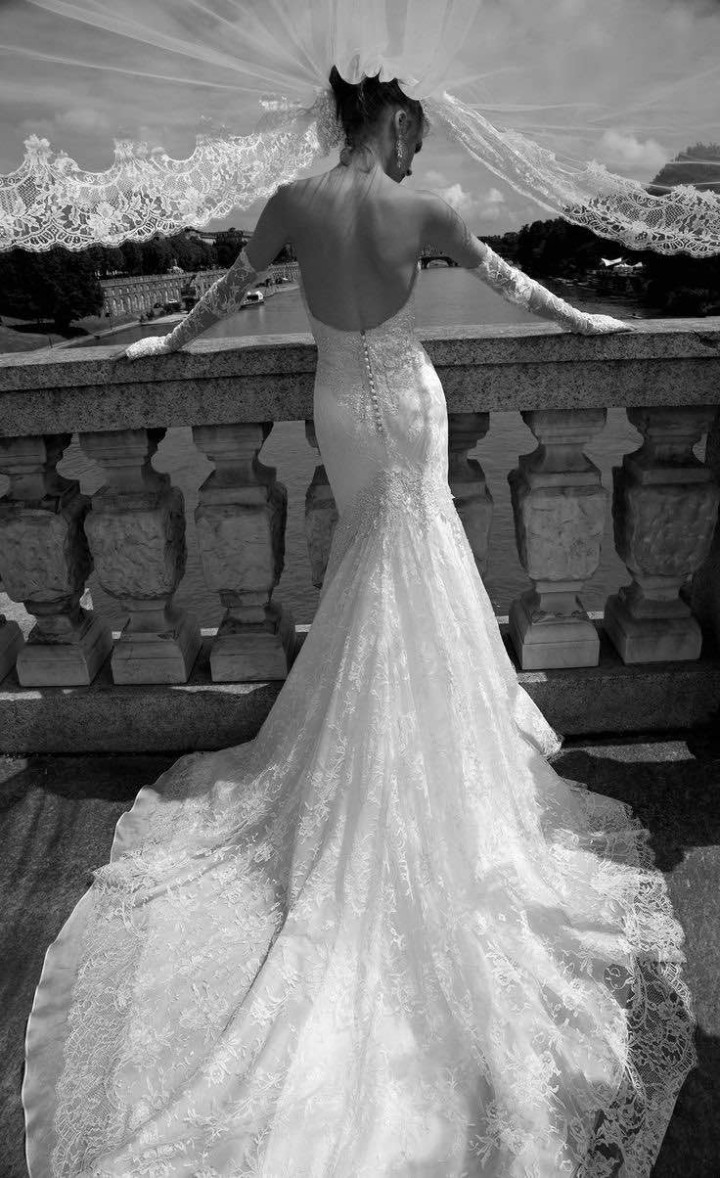 Alessandra Rinaudo Wedding Dresses 2016 - MODwedding
