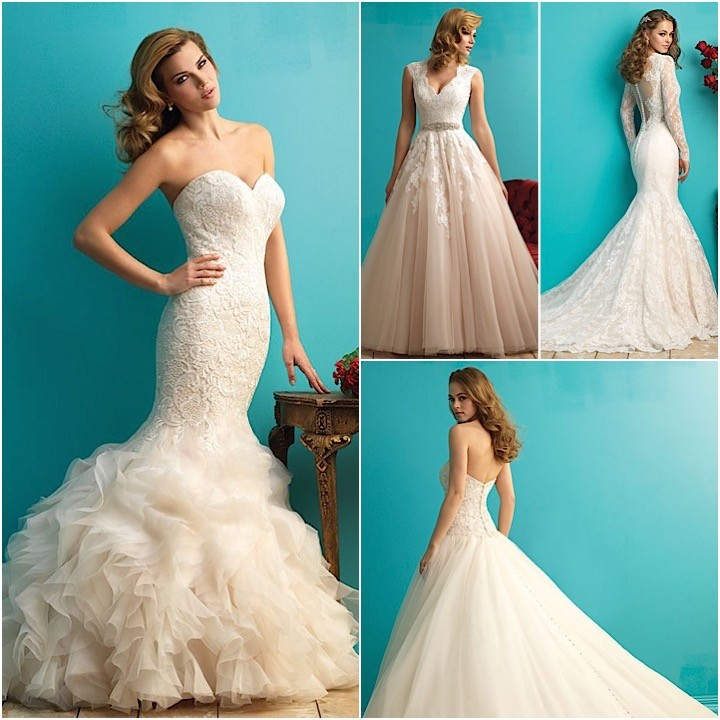 Allure Bridals Wedding Dresses: Stunning Allure Bridals Wedding Dresses