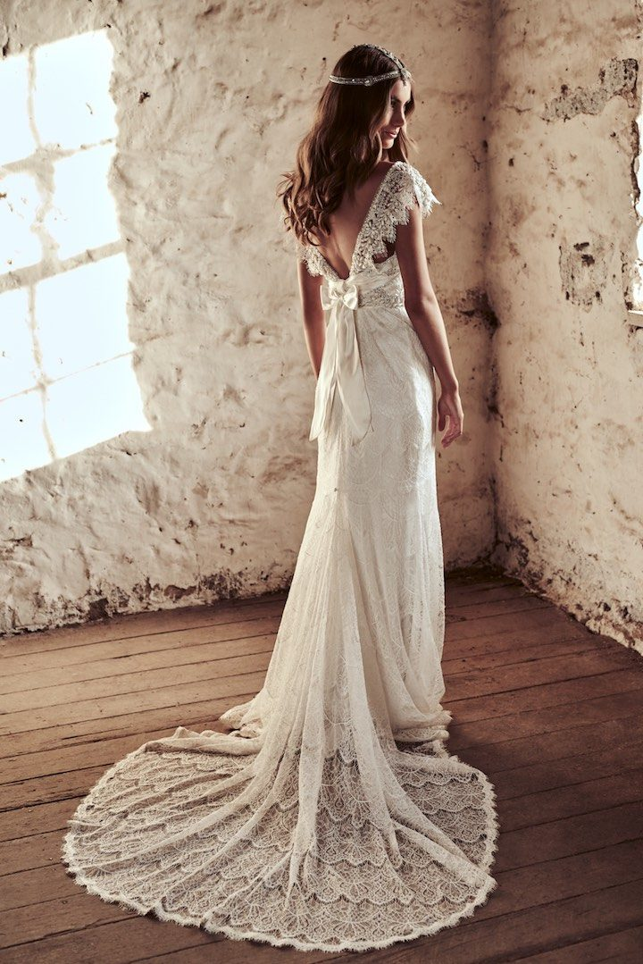 Where to buy anna campbell wedding dresses