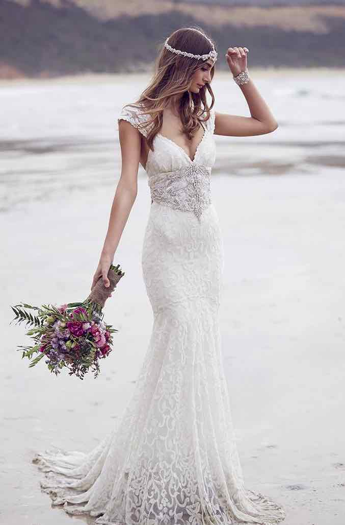 anna campbell wedding dresses modwedding