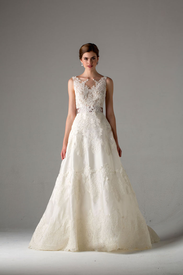 Anne Barge Wedding Dresses are Timeless - MODwedding
