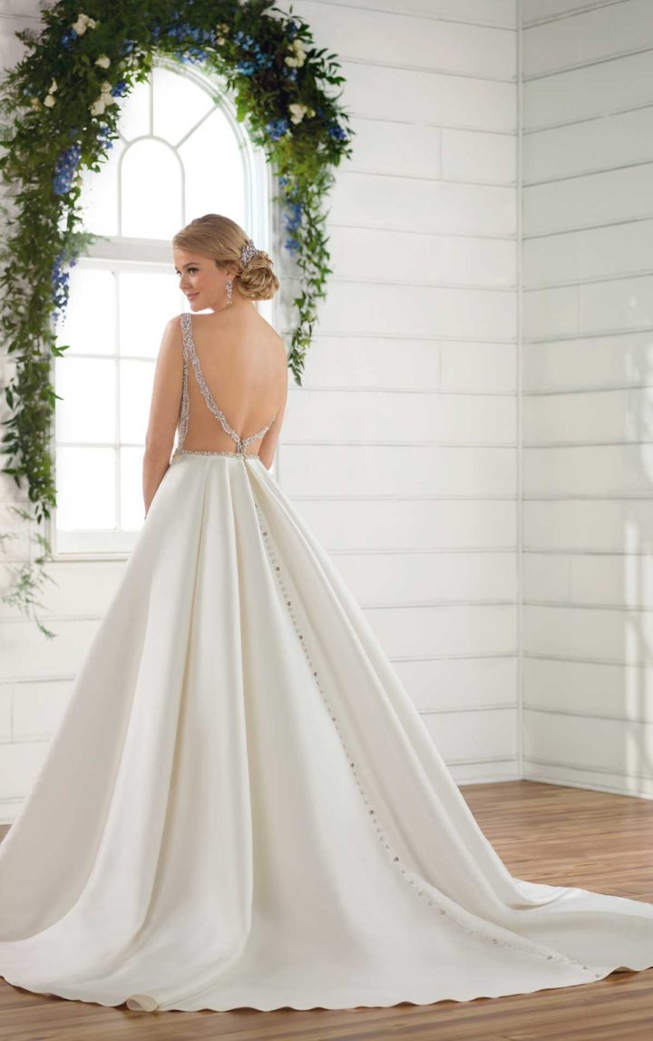 c98642f5990 Ethereal Spring 2018 Essense of Australia Wedding Dresses – OBSiGeN