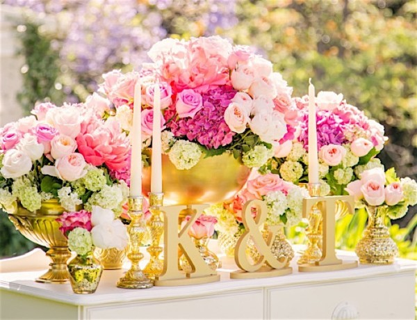 Seriously Stunning Pink Australia Wedding