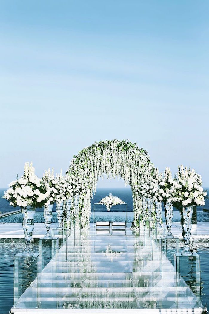 15 top destination wedding locations modwedding for Popular destination wedding locations