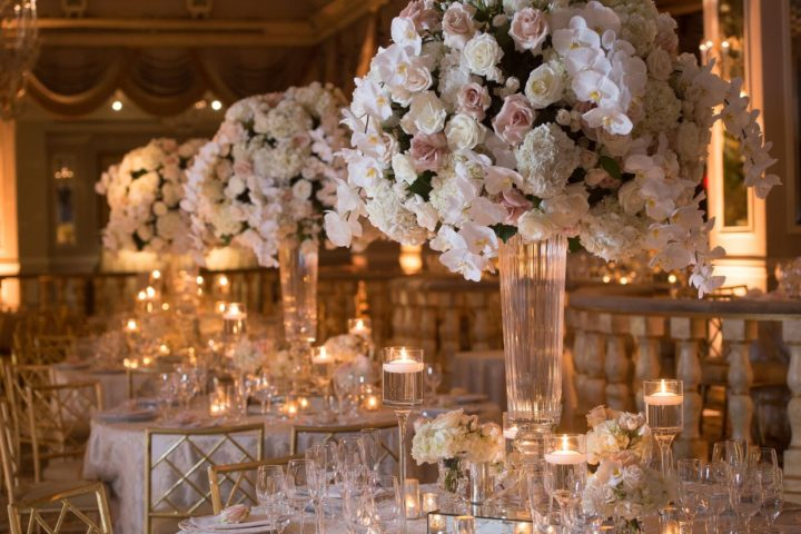 Glamorous Ballroom New York Wedding At The Pierre Hotel