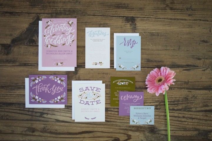 Basic Invite Wedding Invitations: Giveaway: Win Custom Save The Dates From Basic Invite