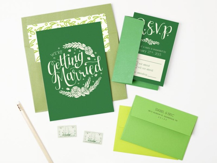Wedding Invitation Giveaway: Giveaway: Win Custom Save The Dates From Basic Invite